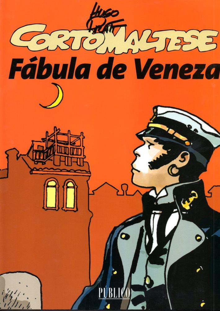 CORTO MALTESE - 26 . FÁBULA DE VENEZA