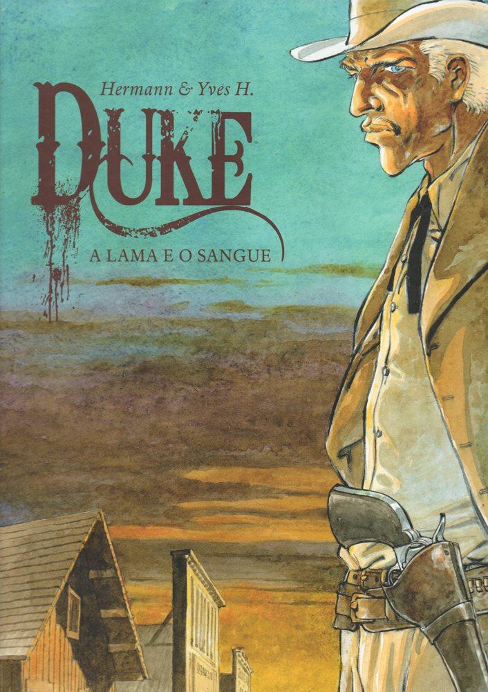Capa  DUKE - 1 . LAMA E O SANGUE (A)