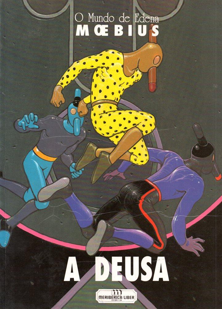 MUNDO DE EDENA - 3 . DEUSA (A)
