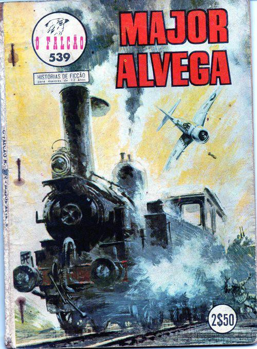 MAJOR ALVEGA - 18 . EM BURMA