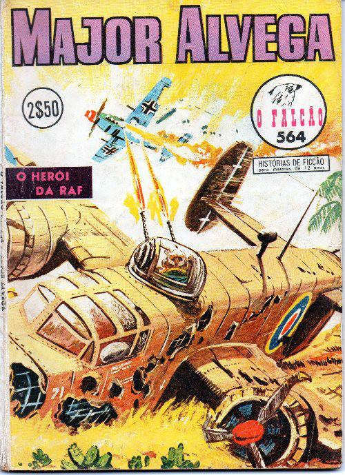 MAJOR ALVEGA - 22 . ARMA MORTAL