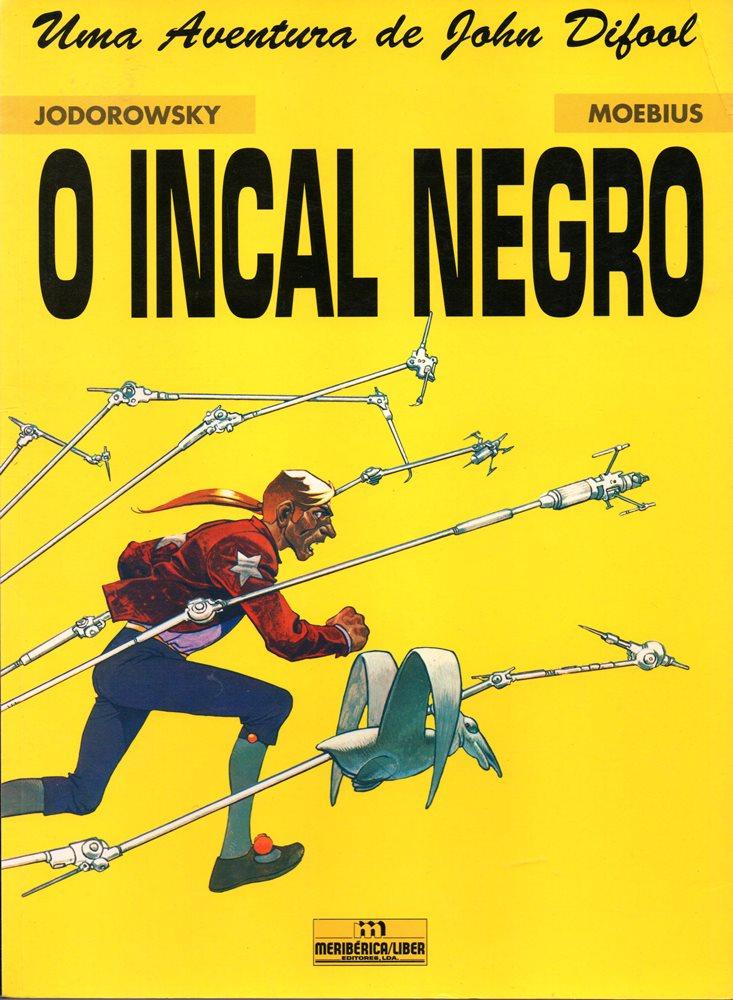 INCAL - 1 . INCAL NEGRO (O)