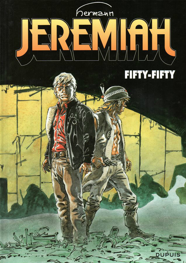 JEREMIAH - 30 . FIFTY-FIFTY