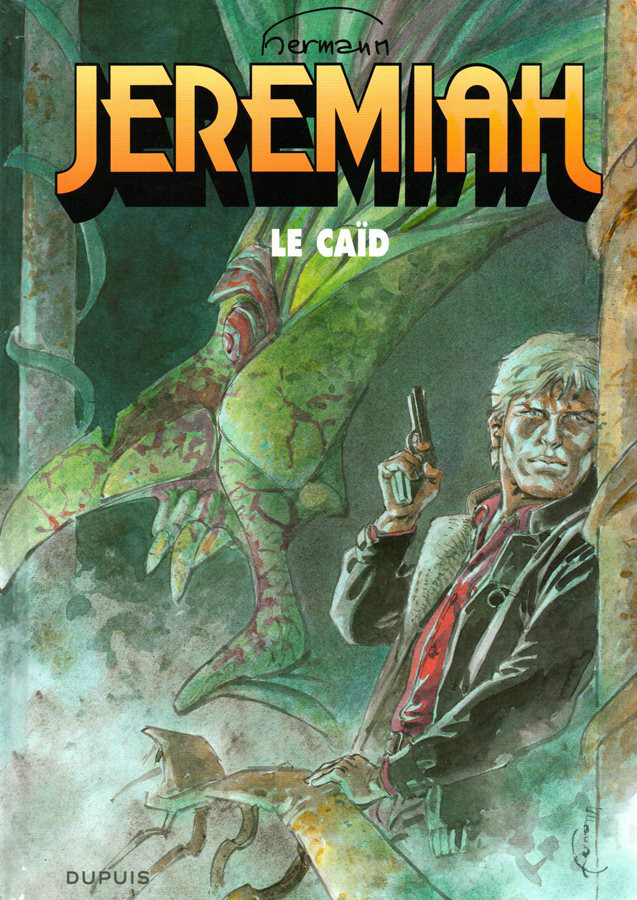 JEREMIAH - 32 . CAID (LE)