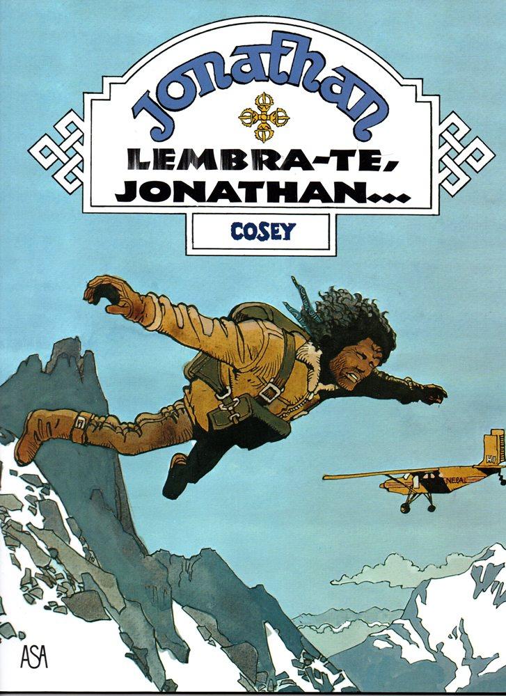 Capa  JONATHAN - 1 . LEMBRA-TE JONATHAN…