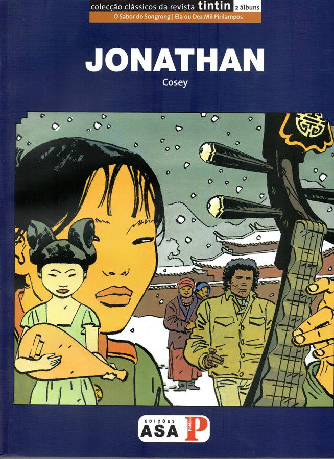 JONATHAN - 13 - Tomo 13