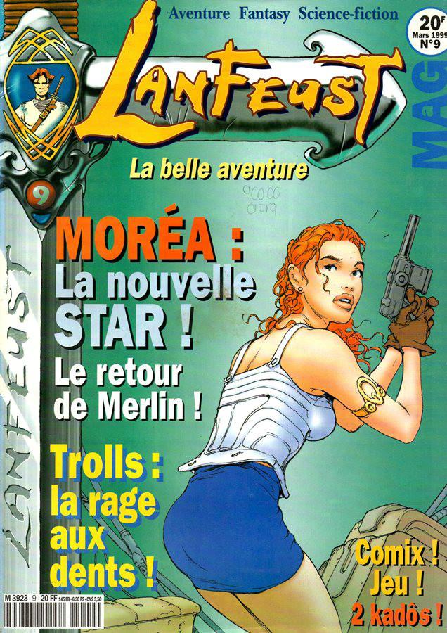 MOREA - 1 . SANG DES ANGES (LE)