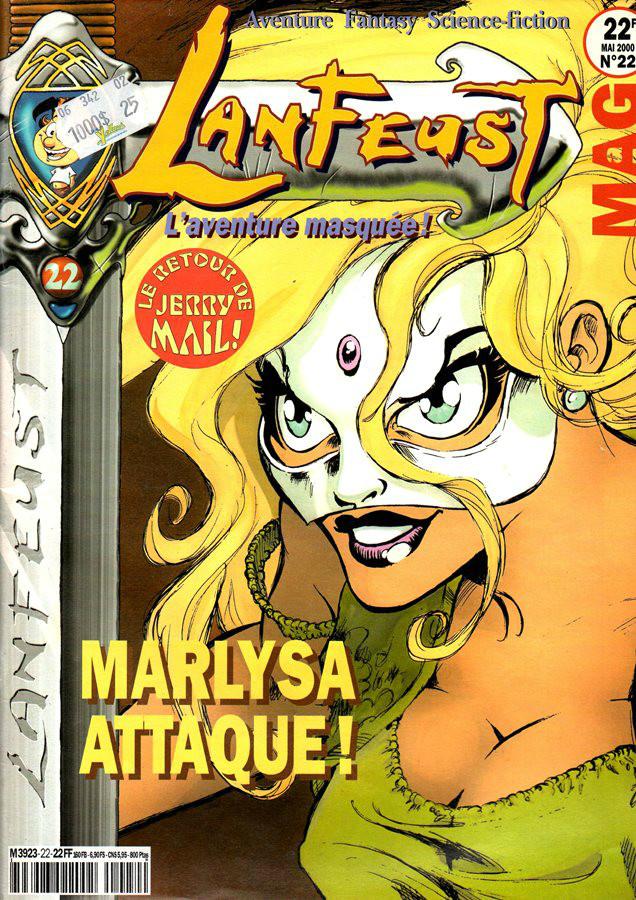 Capa  MARLYSA - 3 . AUTRE CÔTÉ (LE)