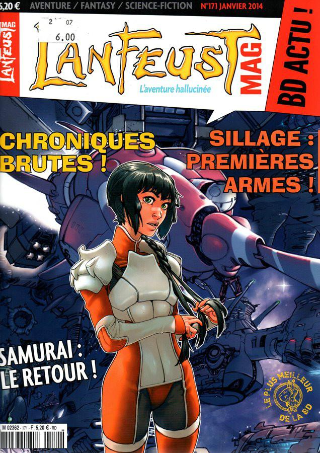Lanfeust Mag 171