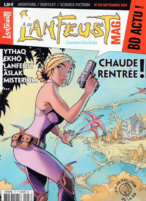 Lanfeust Mag 178