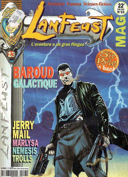 Lanfeust Mag 23