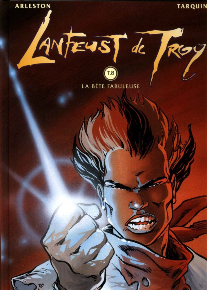 LANFEUST DE TROY - 8 - Tomo 8
