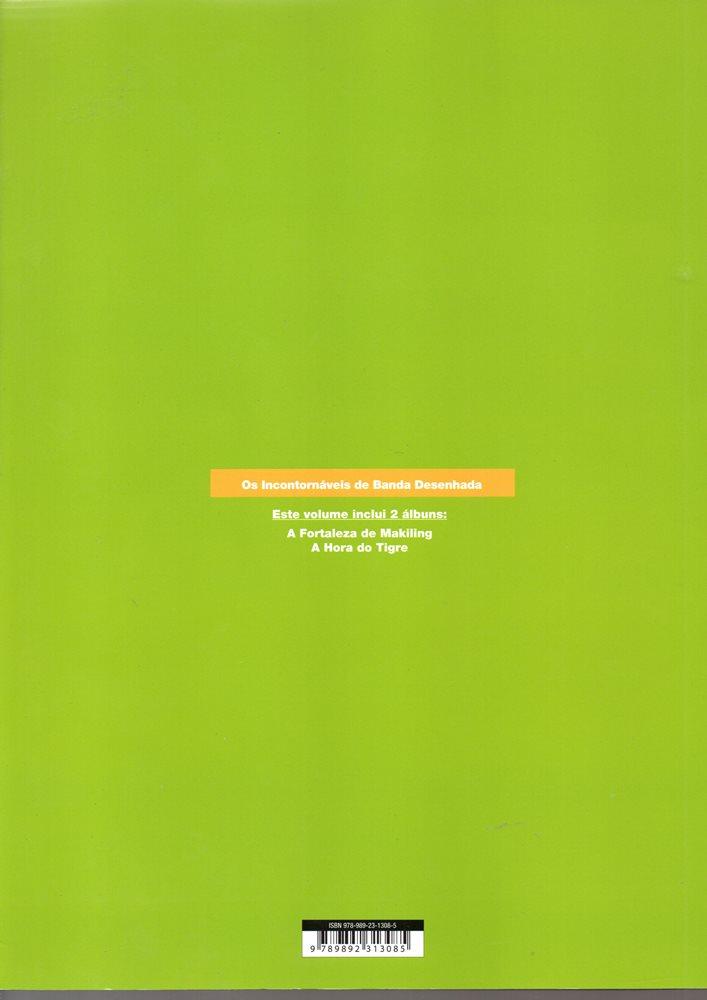 Prancha de: LARGO WINCH - 7 . FORTALEZA DE MAKILING (A)