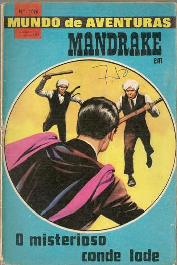 MANDRAKE - 5 . MISTERIOSO CONDE LODE (O)