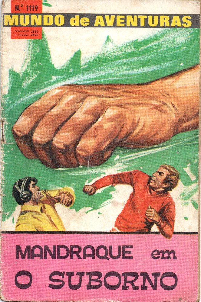 MANDRAKE - 18 . SUBORNO (O)