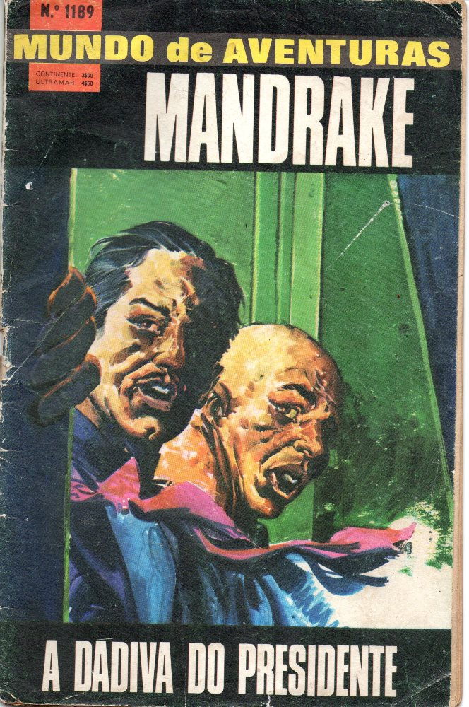 MANDRAKE - 19 . MISTERIOSA LIGA 8