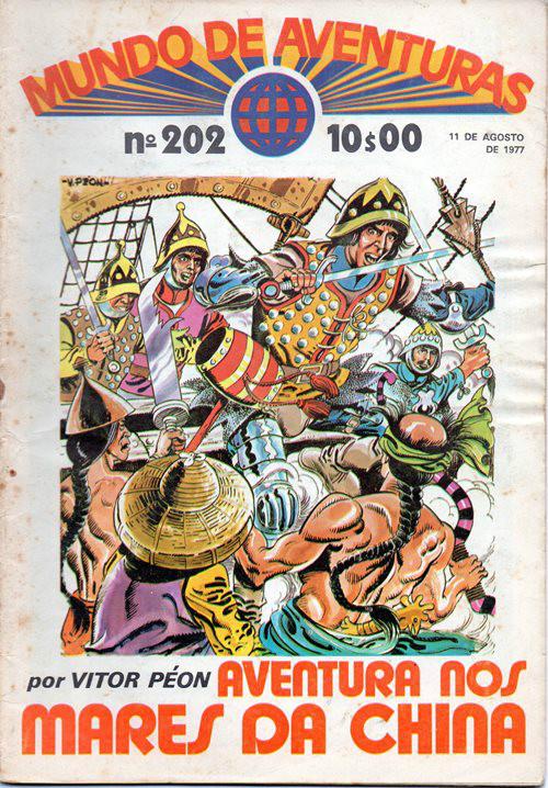 Mundo Aventuras 202