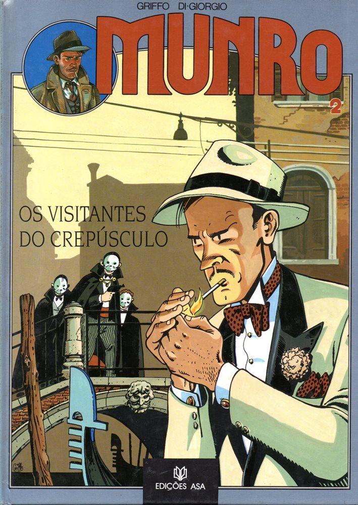 MUNRO - 2 . VISITANTES DO CREPÚSCULO (OS)