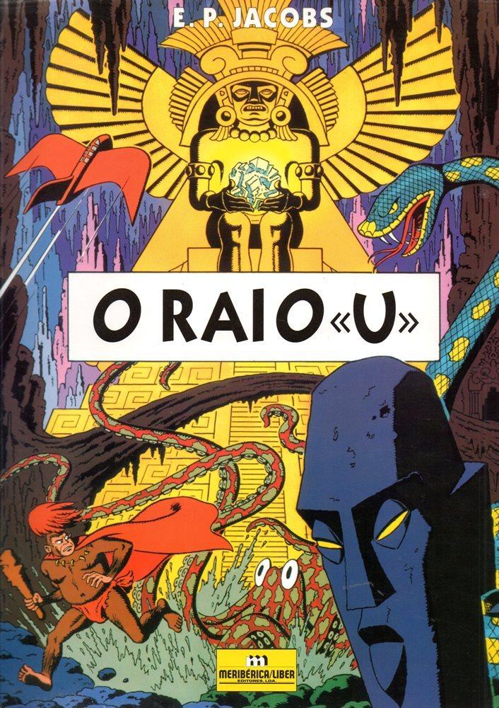 Capa  RAIO «U» (O) - 1 . RAIO «U» (O)