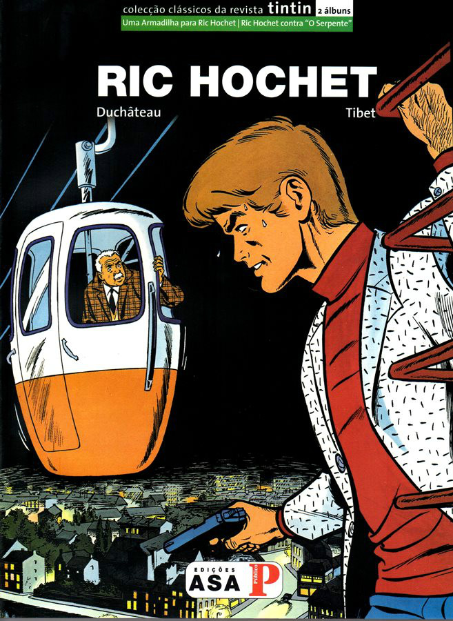 RIC HOCHET - 5 - Tomo 5