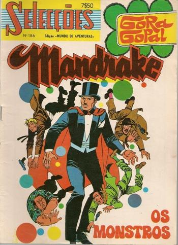 MANDRAKE - 15 . MONSTROS (OS)