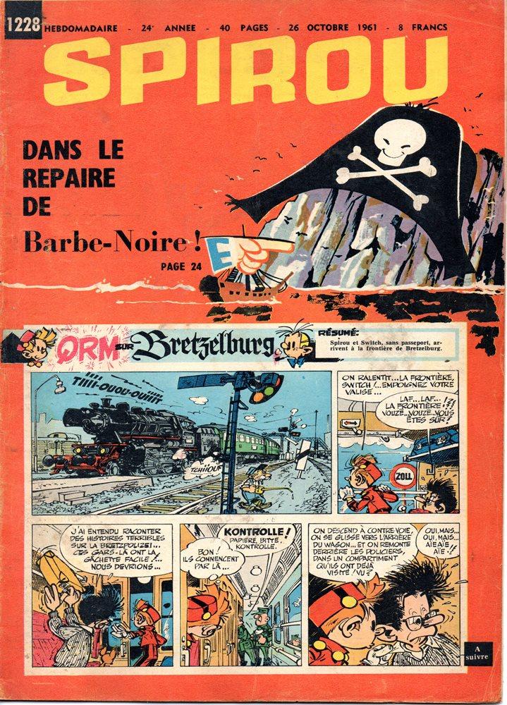 VIEUX NICK ET BARBE-NOIRE (LE) - 6 . DANS LA GUEULE DU DRAGON
