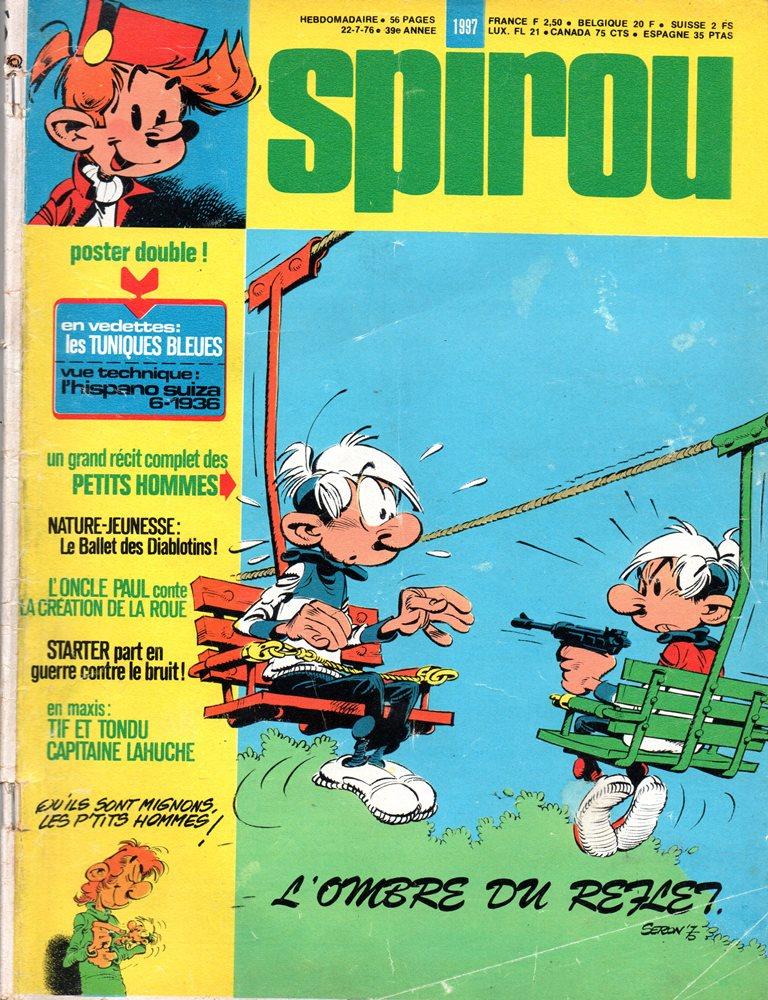 Spirou 1997
