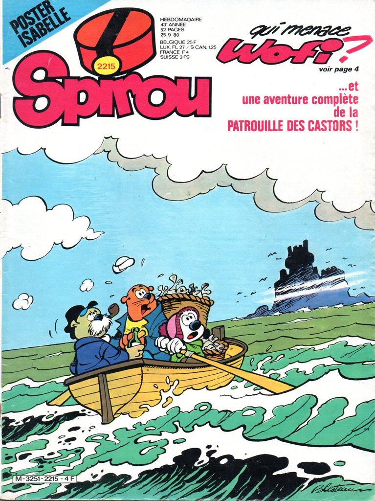 SPIROU - BÉLGICA2215