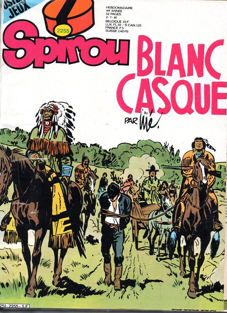 BLANC CASQUE - 1 . BLANC CASQUE