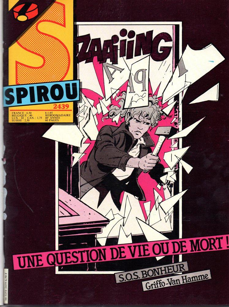 SPIROU - BÉLGICA2439