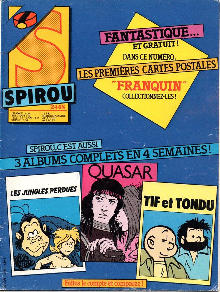 SPIROU - BÉLGICA2448