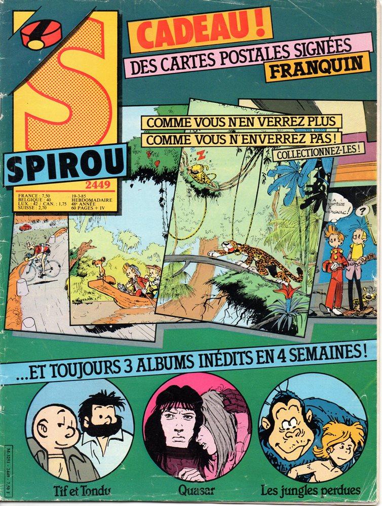 SPIROU - BÉLGICA2449