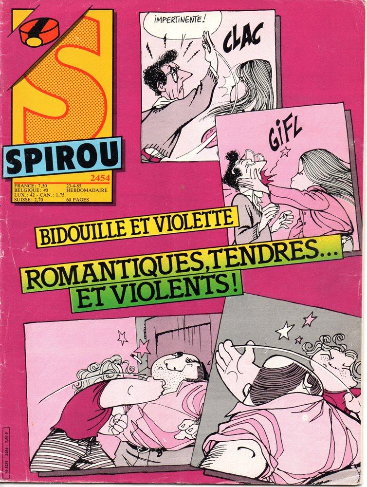 BIDOUILLE ET VIOLETTE - 4 . VILLE DE TOUS LES JOURS (LA)
