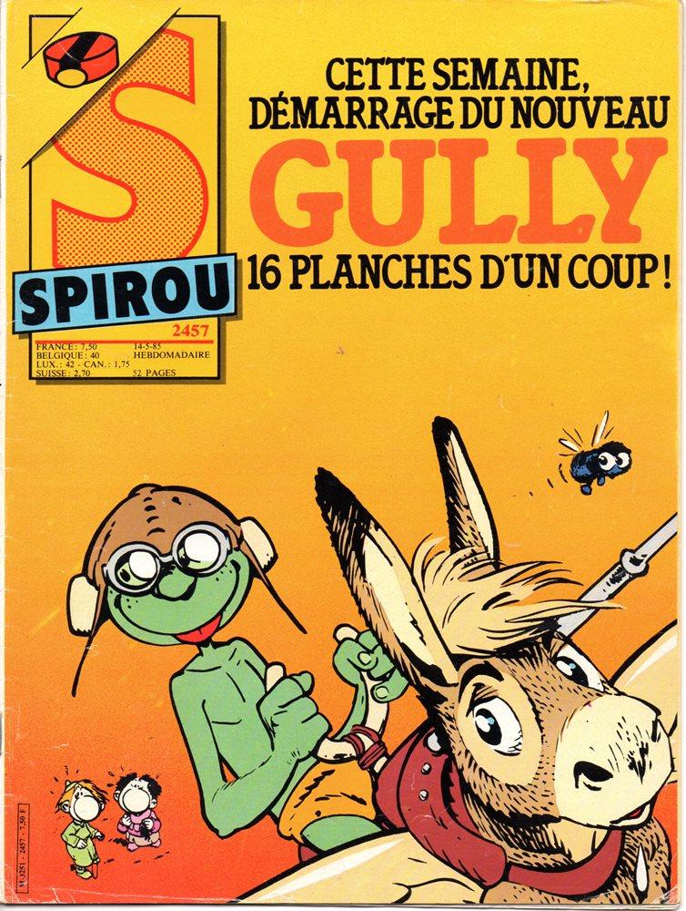 SPIROU - BÉLGICA2457