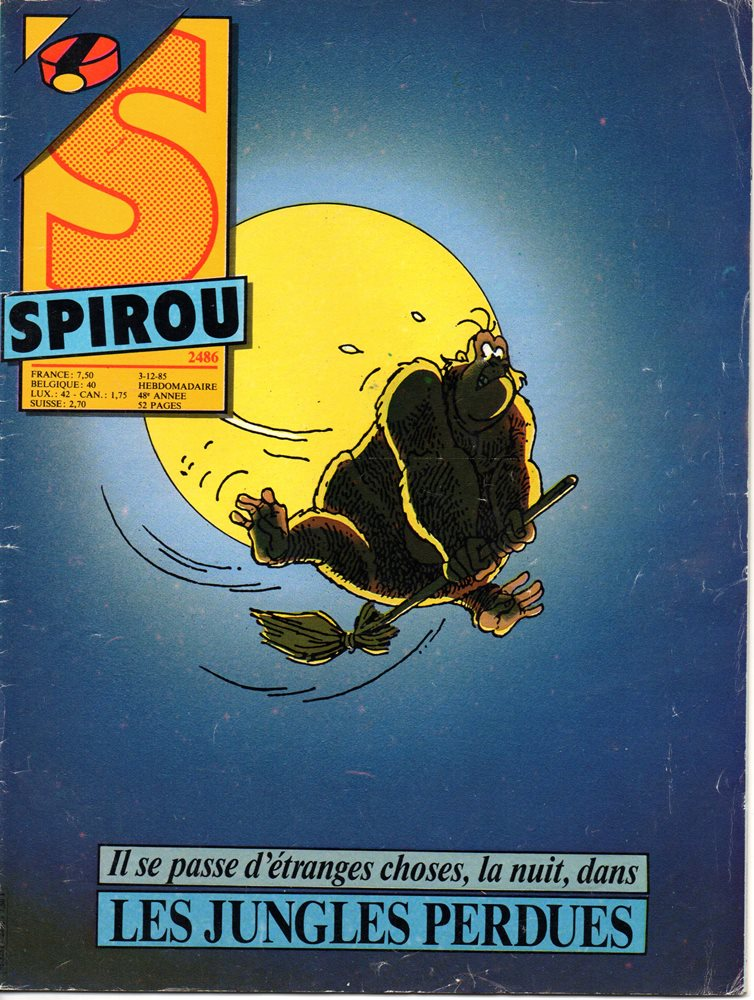 SPIROU - BÉLGICA2486