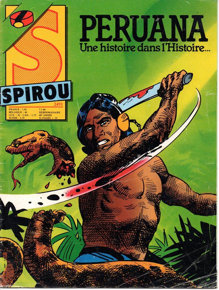 SPIROU - BÉLGICA2491