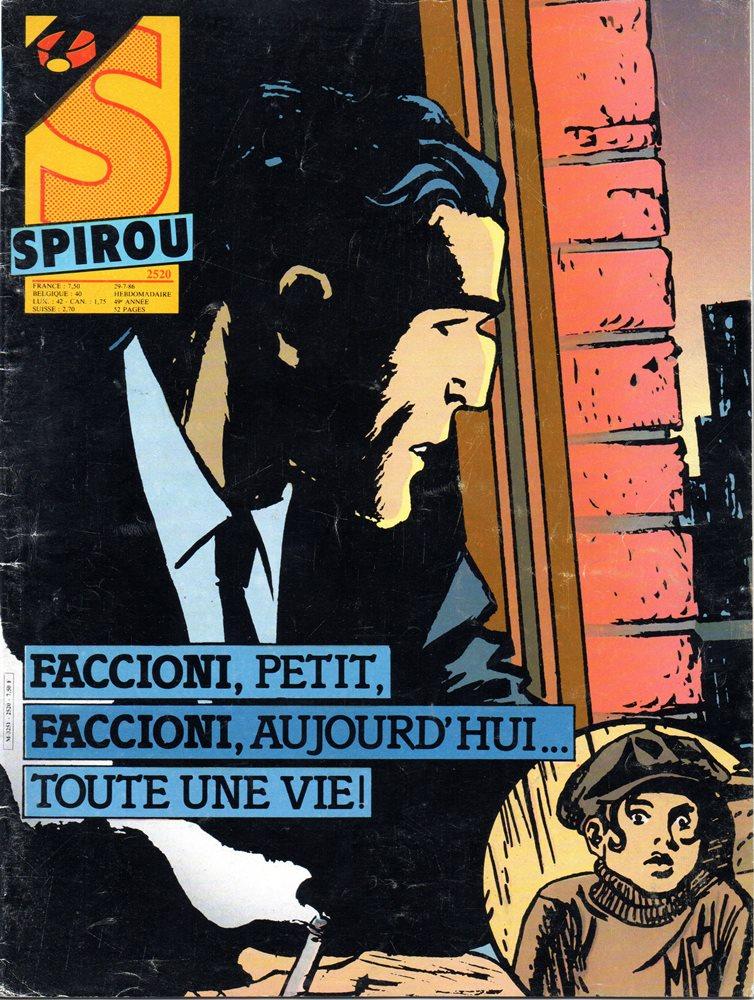 SPIROU - BÉLGICA2520