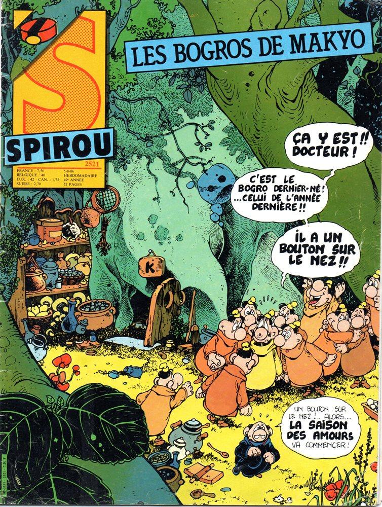 SPIROU - BÉLGICA2521