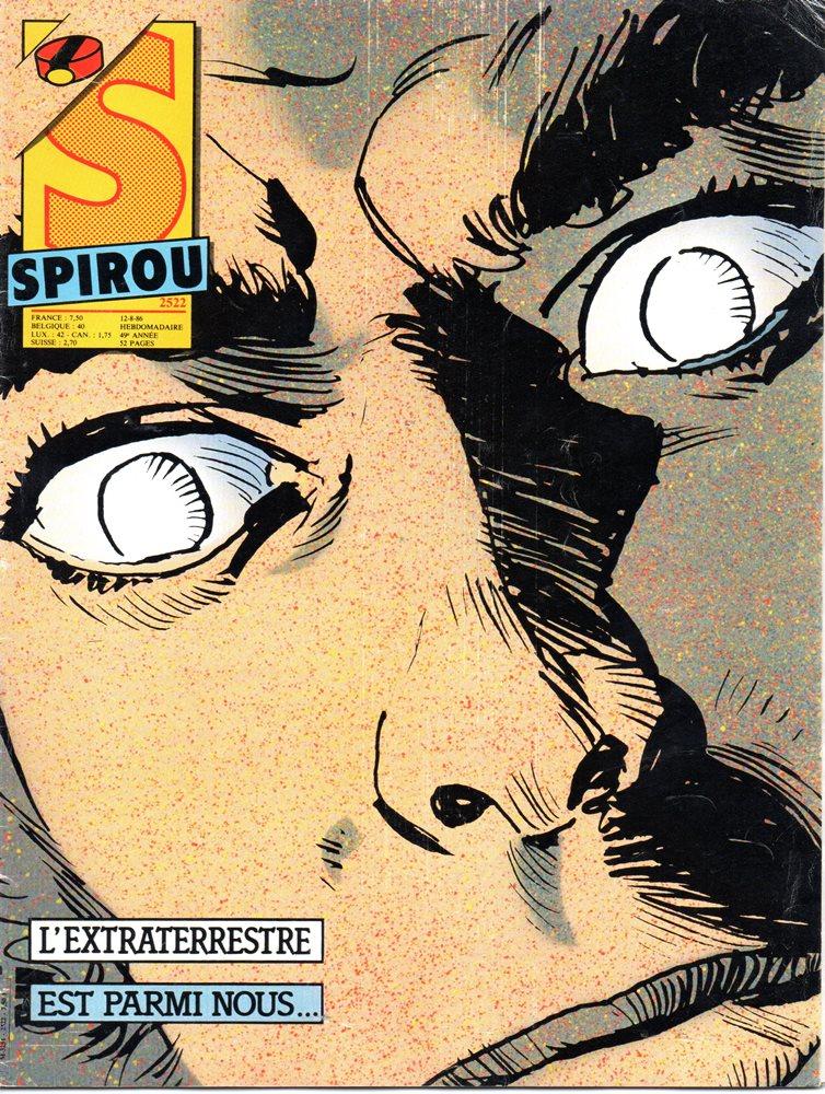 SPIROU - BÉLGICA2522