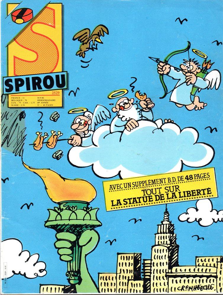 SPIROU - BÉLGICA2529