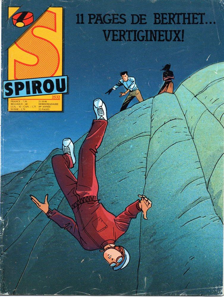 SPIROU - BÉLGICA2532