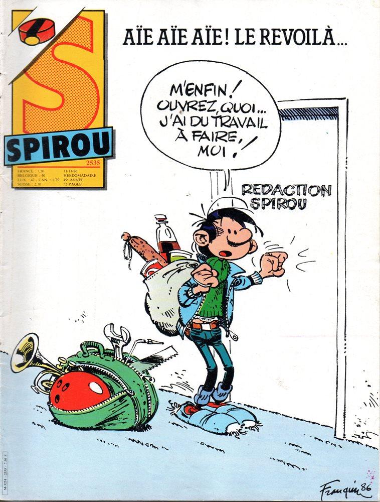 SPIROU - BÉLGICA2535