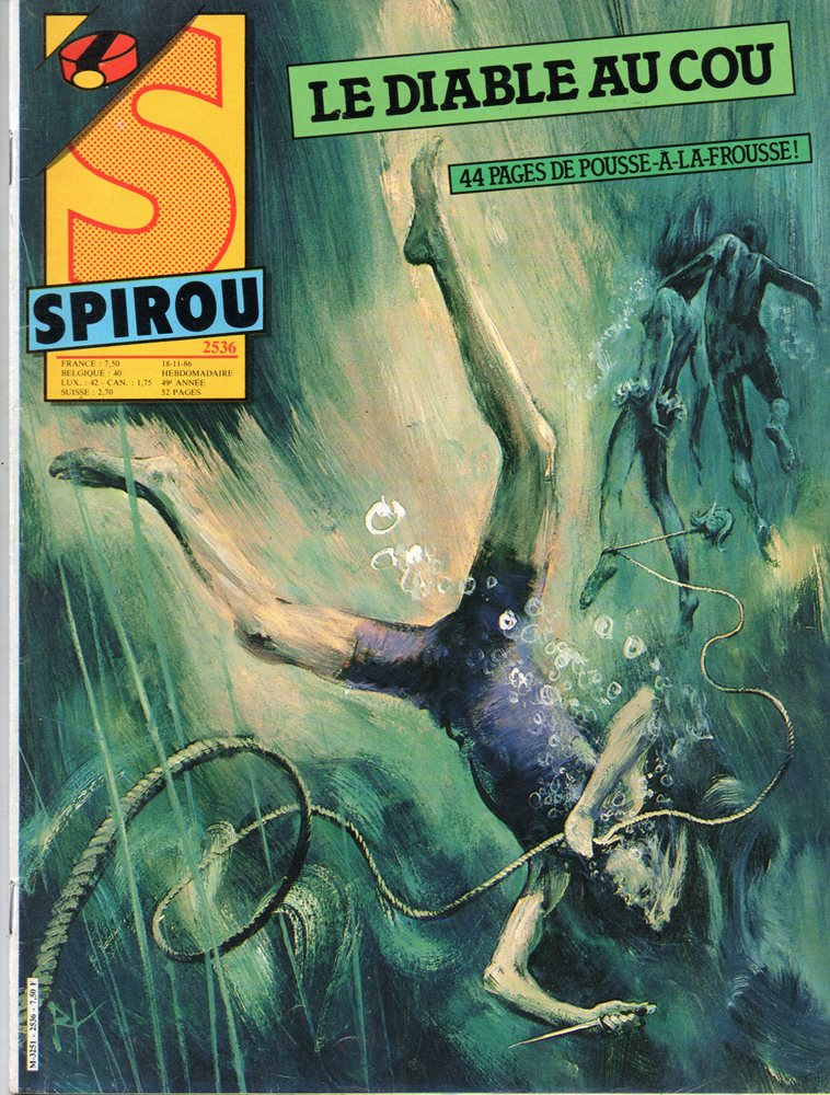 SPIROU - BÉLGICA2536