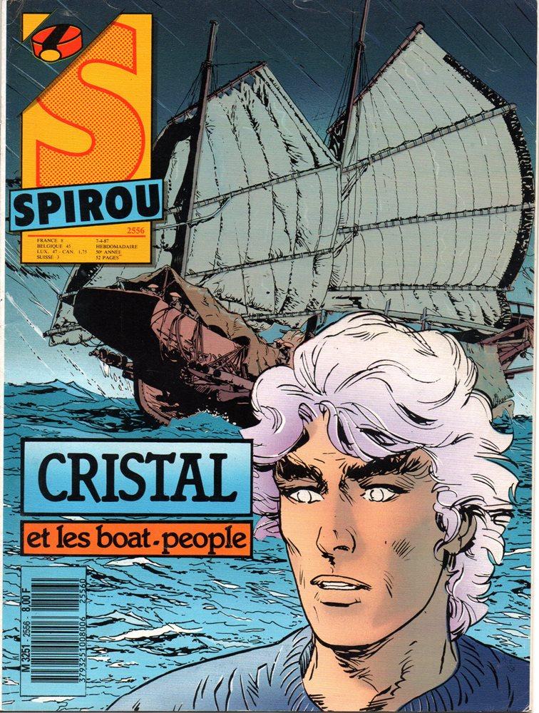CRISTAL - 7 . POUR UN REGARD SI TRISTE