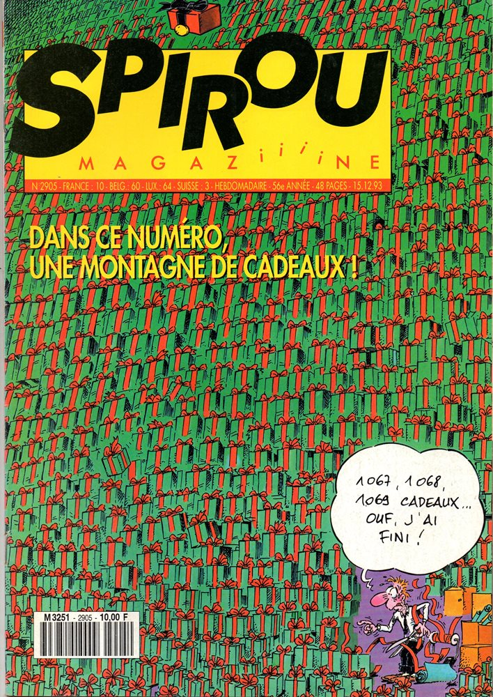 Spirou 2905