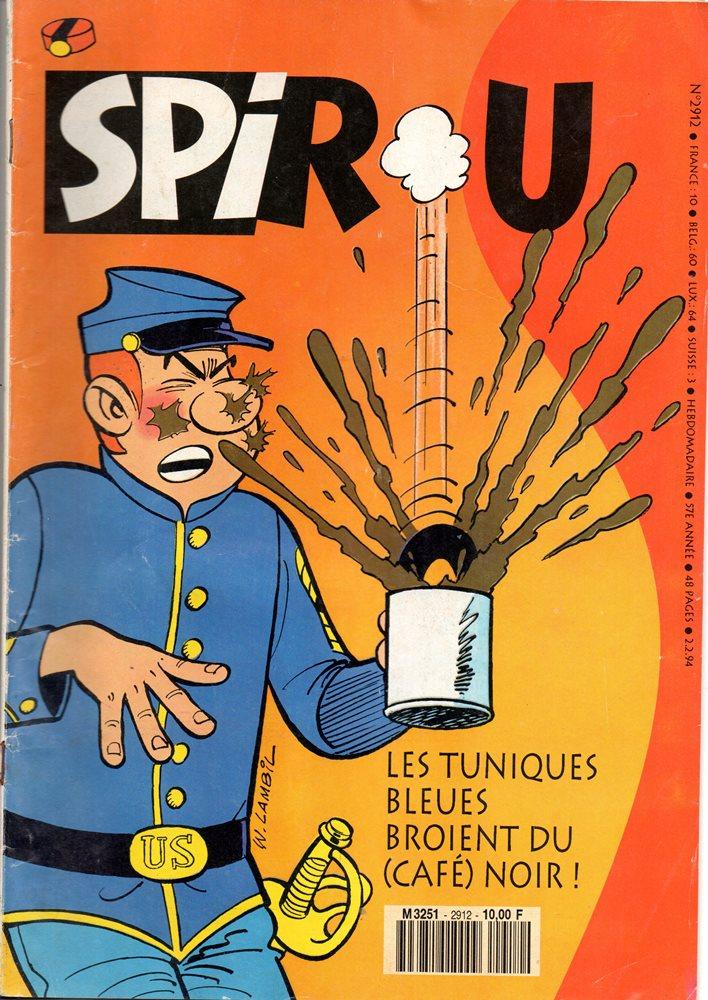 Spirou 2912