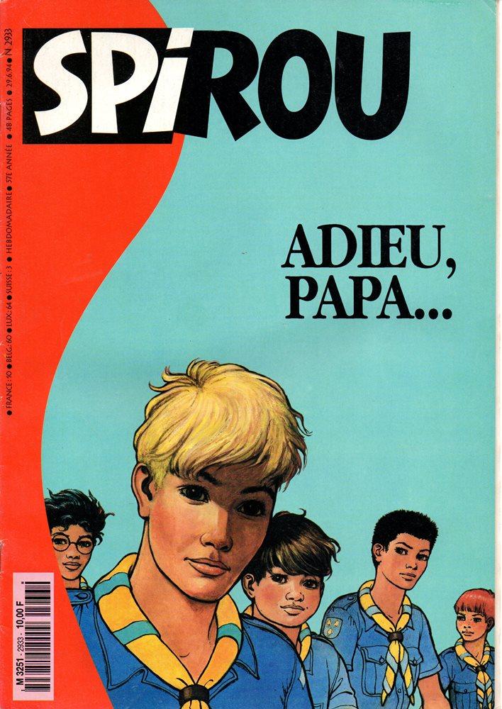 SPIROU - BÉLGICA2933