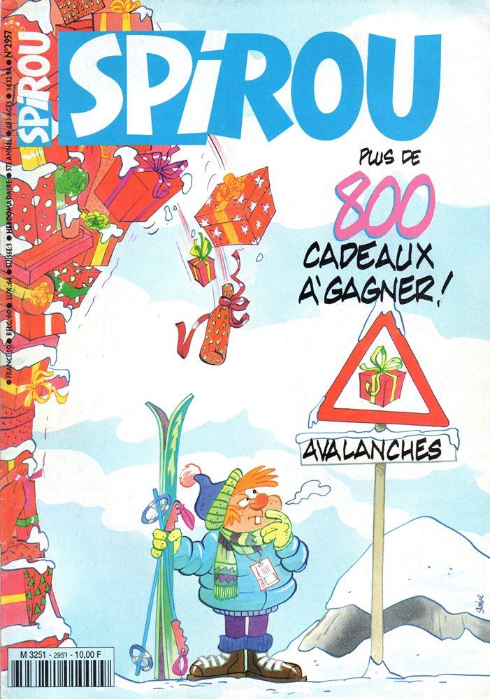 SPIROU - BÉLGICA2957