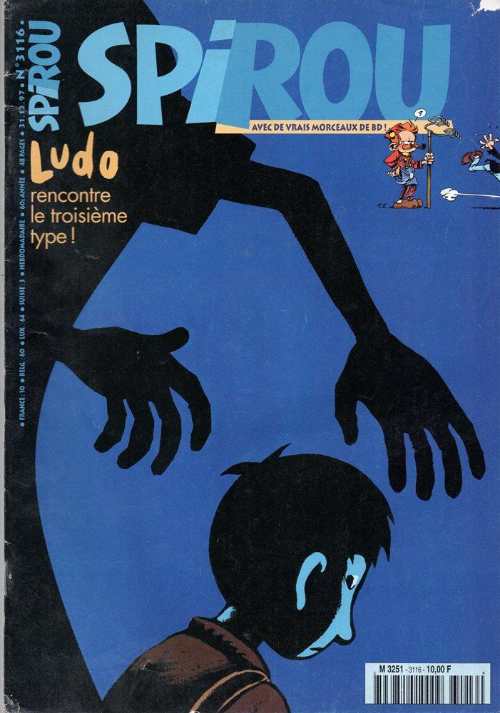 LUDO - 1 . TROISIÈME FRÈRE