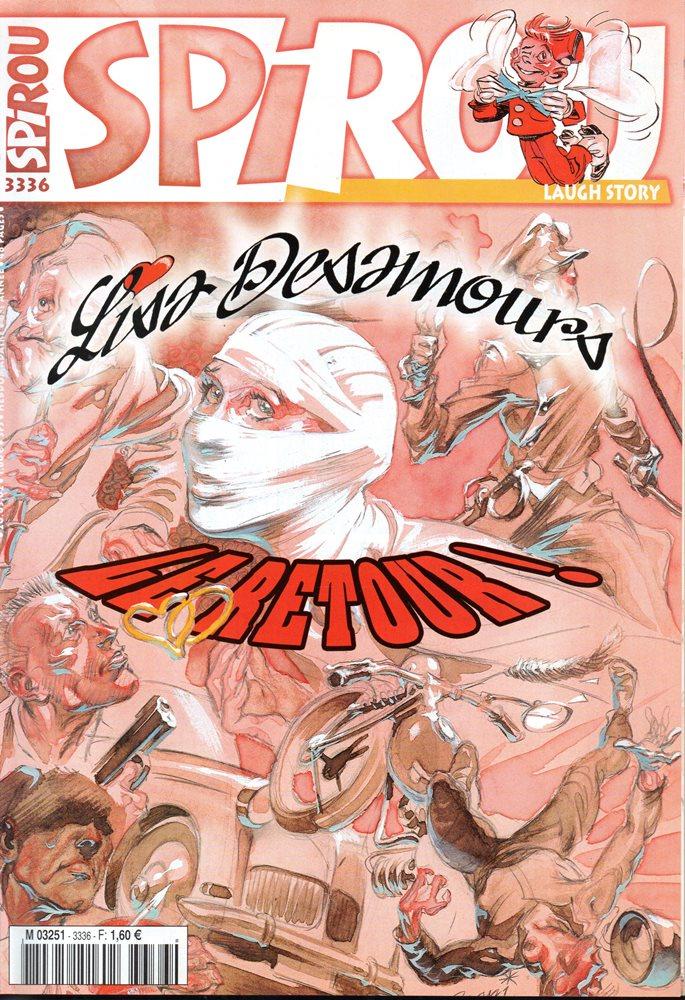 LISA DESAMOURS - 1 . COURAGE LISA